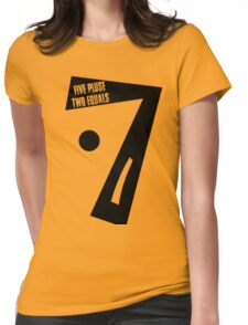 Lucky no. Seven Womens Fitted T-Shirt