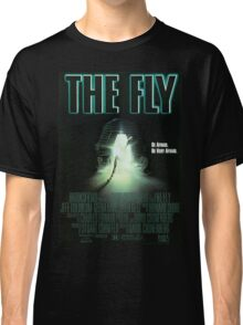 The Fly 80s Movie Poster T-shirt for Adults