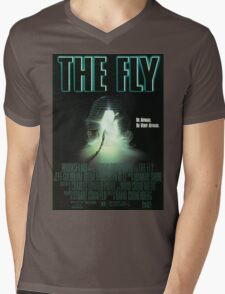 The Fly Poster Mens V-Neck T-Shirt