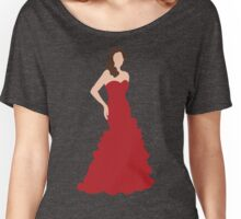 Beauty in a Red Dress Women's Relaxed Fit T-Shirt