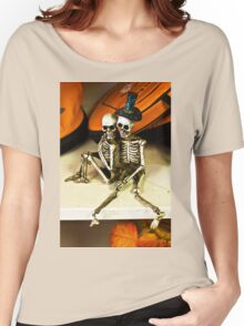 Bare bones affection Women's Relaxed Fit T-Shirt