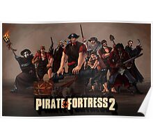Pirate Fortress 2 Poster