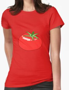 Tomato Womens Fitted T-Shirt