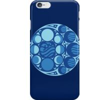 Water Tribe Nouveau iPhone Case/Skin