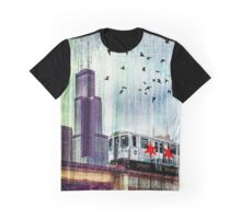 Chiraq Express Graphic T-Shirt