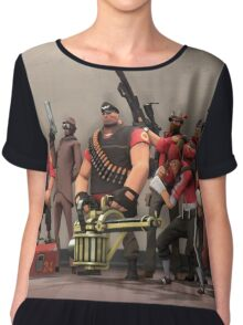 Pay to Play Team Fortress 2 Chiffon Top