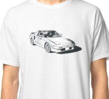 AW11 Toyota MR2 Sketch Race Day Classic T-Shirt