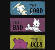 Good, Bad & Ugly by Creatiboom