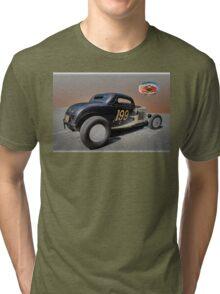 Rolling Bones Rod Tri-blend T-Shirt