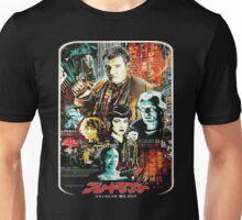 Japanese Blade Runner Poster Unisex T-Shirt