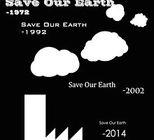 Save our Earth by mountbpho