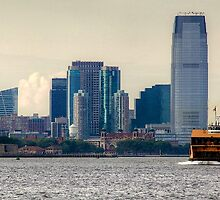 Staten Island Ferry by njordphoto