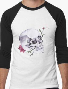 The Soul Remains Men's Baseball ¾ T-Shirt