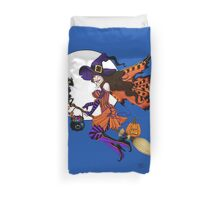 Trick or Treat Duvet Cover