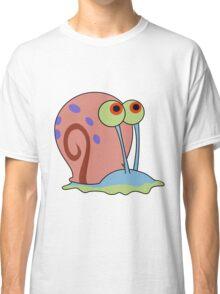 gary the snail Classic T-Shirt