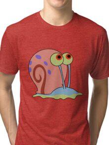 gary the snail Tri-blend T-Shirt