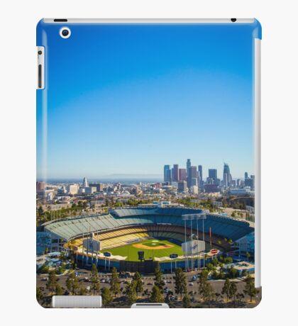 Aerial Dodger Stadium iPad Case/Skin