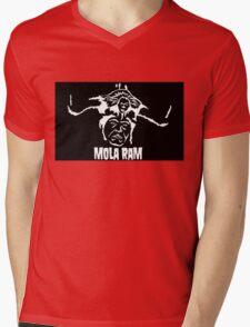Mola Ram Mens V-Neck T-Shirt