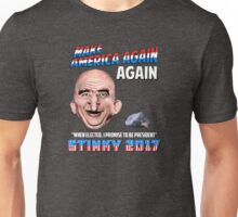 Vote STINKY for President of the United states Unisex T-Shirt