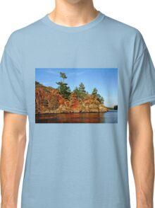 Sunset Rock Classic T-Shirt