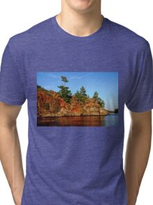 Sunset Rock Tri-blend T-Shirt
