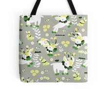 Happy Little Goats Tote Bag