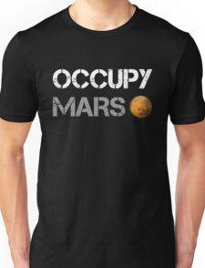 Occupy Mars Shirt Unisex T-Shirt