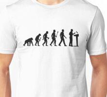 Funny Debating Evolution T Shirt Unisex T-Shirt