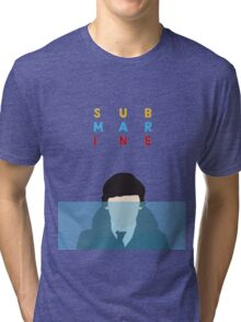 Submarine (Film) - V2 Tri-blend T-Shirt