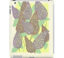 Lilacs iPad Case/Skin