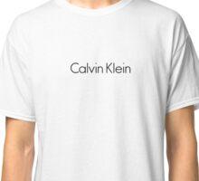 Calvin Klein Logo | 2016 Classic T-Shirt