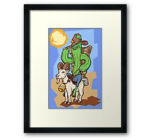 Woll Smoth - Wold Wold Wast Framed Print