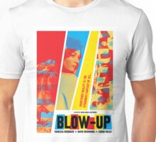 Blow-Up (1966) dir. Michelangelo Antonioni Unisex T-Shirt