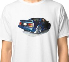 AW11 Toyota MR2 Oil Painting Rear Classic T-Shirt
