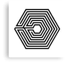 EXO Music Canvas Print