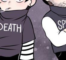 Death Spells Vector 2 Sticker