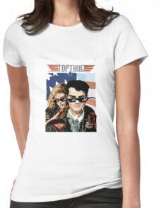 Ben Shapiro Thug Life #30 Womens Fitted T-Shirt