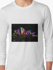 Sydney Vivid 14 Patterns 1 Long Sleeve T-Shirt