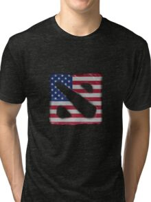 American Dota Tri-blend T-Shirt