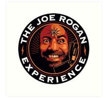 joe rogan - experience Art Print