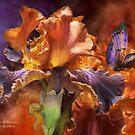 Iris - Goddess Of Miracles by Carol  Cavalaris