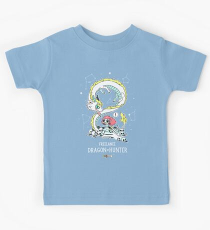 Dragon Hunter Kids Tee