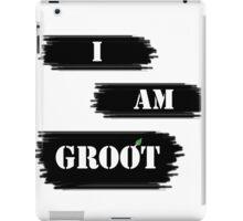 I AM GROOT! iPad Case/Skin