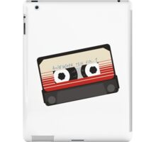 Awesome Mix Vol. 1 / Guardians of the Galaxy iPad Case/Skin