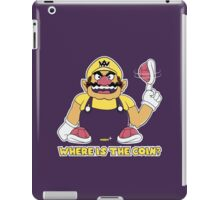 Where is the coin? iPad Case/Skin
