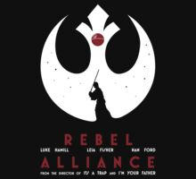 Rebel Alliance by Creatiboom