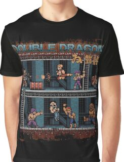 Dragon Double Graphic T-Shirt