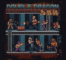 Double Dragon by likelikes
