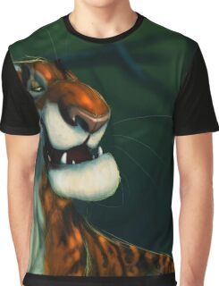 Shere Khan Graphic T-Shirt