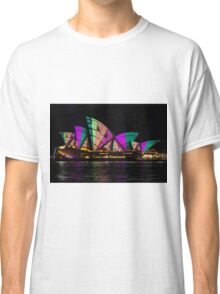 Sydney Vivid 21 Patterns 5 Classic T-Shirt